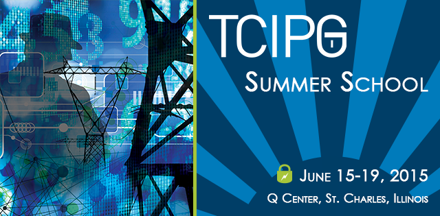 2015 TCIPG Summer School